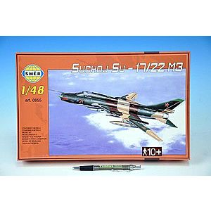 Model Suchoj SU - 17/22 M3 1: 48 v krabici 35x22x5cm vyobraziť
