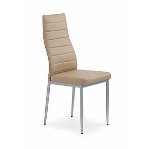 Jedálenská stolička K70 Halmar Hnedá vyobraziť