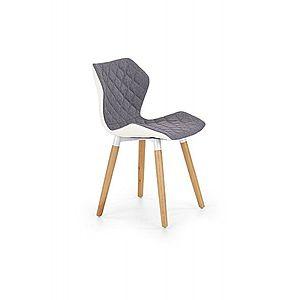 Jedálenská stolička K277 Halmar Sivá vyobraziť