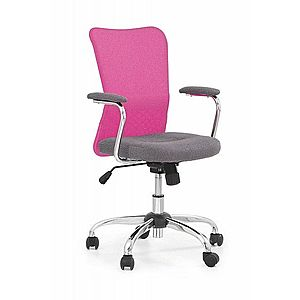 Detská stolička ANDY Halmar Ružová vyobraziť