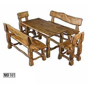 MO101 Záhradná lavica vyobraziť