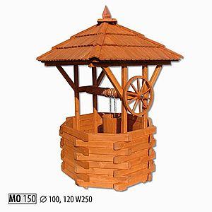 MO150/120 Záhradná studňa vyobraziť