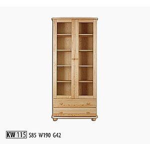 Štýlový borovicový nábytok DREWMAX vyobraziť