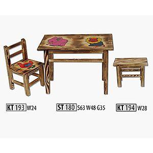 AD230 Detská stolička vyobraziť