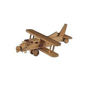 AD113 Hračka - lietadlo vyobraziť