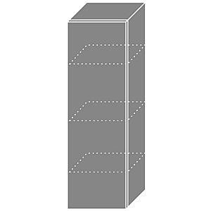 PLATINA horná skrinka W4/30, korpus grey/lava vyobraziť