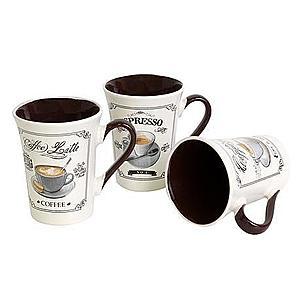 Hrnček keramický Espresso vyobraziť