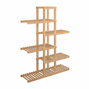 Bambusový regál TUSUM Tempo Kondela vyobraziť