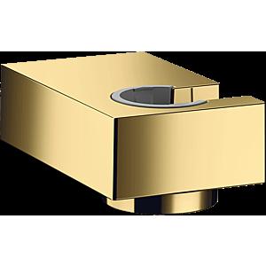 Hansgrohe - Držiak sprchy Porter E, leštený vzhľad zlata 28387990 vyobraziť