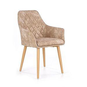 Jedálenská stolička K287 Halmar béžová vyobraziť