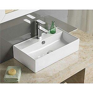 Keramické umývadlo na dosku MEXEN ALISA 55 × 32 cm vyobraziť