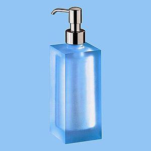 IVAB IRIDE - Dávkovač tekutého mydla voľne stojaci, modrá IBIRQ03 vyobraziť