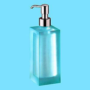IVAB IRIDE - Dávkovač tekutého mydla voľne stojaci, tyrkysová IBIRQ03 vyobraziť