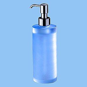 IVAB IRIDE - Dávkovač tekutého mydla voľne stojaci, modrá IBIRT03 vyobraziť
