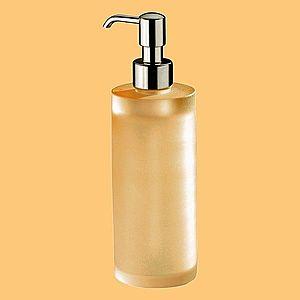 IVAB IRIDE - Dávkovač tekutého mydla voľne stojaci, oranžová IBIRT03 vyobraziť