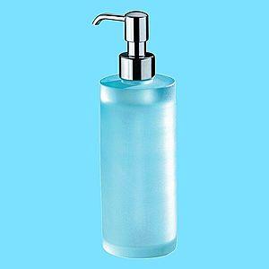 IVAB IRIDE - Dávkovač tekutého mydla voľne stojaci, tyrkysová IBIRT03 vyobraziť