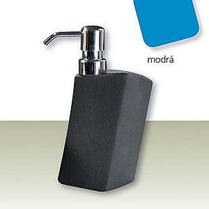 IVAB DEVA - Dávkovač tekutého mydla voľne stojaci, gres modrá IBDEV03 vyobraziť