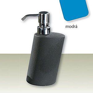 IVAB TAO - Dávkovač tekutého mydla voľne stojaci, gres modrá IBTAO03 vyobraziť