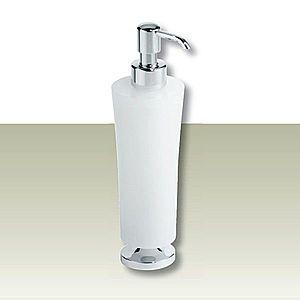 IVAB SINTESI - Dávkovač tekutého mydla voľne stojaci, matné sklo IBSIN15 vyobraziť
