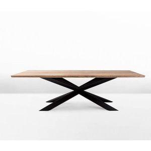 ArtTrO Jedálenský stôl Cruzar Prevedenie: 90 x 180 cm vyobraziť