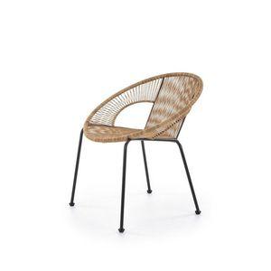 Ratanová stolička BARI Halmar vyobraziť