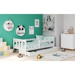 Detská posteľ,Biela vyobraziť
