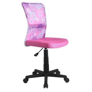 Detská stolička DINGO Halmar Ružová vyobraziť