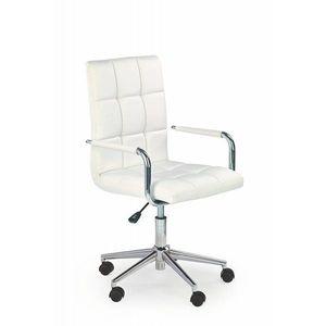 Detská stolička GONZO 2 Halmar Biela vyobraziť
