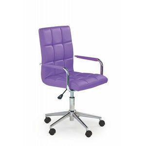 Detská stolička GONZO 2 Halmar Fialová vyobraziť