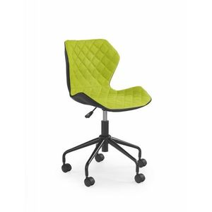 Detská stolička MATRIX Halmar Limetková vyobraziť