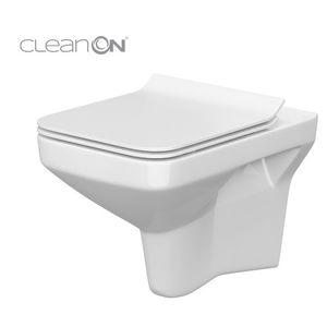 CERSANIT - Závěsné WC COMO NEW CLEANON BEZ SEDÁTKA (K32-020) vyobraziť