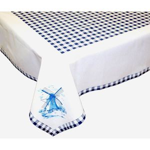 Forbyt, Obrus, Mlyn s lemom, modrý, 120 x 140 cm vyobraziť
