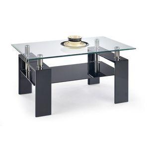 Konferenčný stôl DIANA H Halmar Čierna vyobraziť
