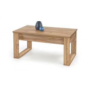 Konferenčný stolík NEA Halmar Dub wotan vyobraziť