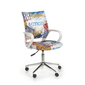 Detská stolička IBIS Halmar Freestyle vyobraziť