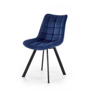 Jedálenská stolička K332 Halmar Modrá vyobraziť