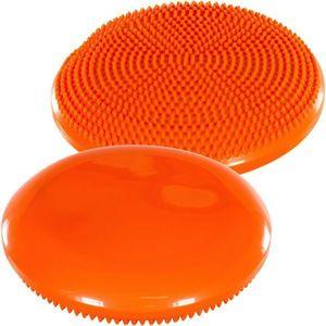 Balančný vankúš na sedenie MOVIT 33 cm, oranžový vyobraziť