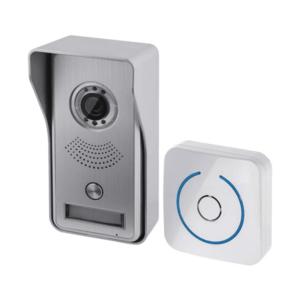 Domové zvončeky, videotelefóny vyobraziť