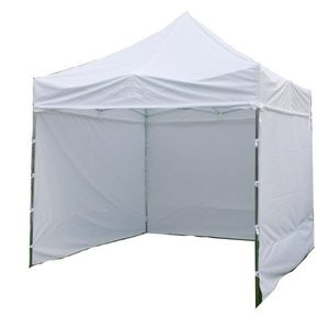 Záhradný párty stan - biely 3 x 3 m vyobraziť