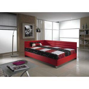 New Design Čalúnená posteľ ELITE 140 x 200 cm Prevedenie: pravé vyobraziť