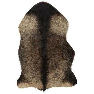 kozia kožušina Heidi, 80/50cm, Prírodná vyobraziť