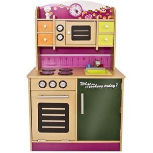 Detská drevená kuchynka vyobraziť