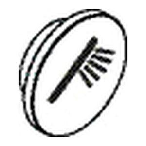 Axor - Symbol ručnej sprchy, modul termostatu Select, chróm 93307000 vyobraziť