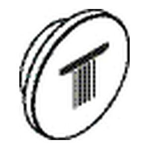 Axor - Symbol hornej sprchy, modul termostatu Select, chróm 93308000 vyobraziť
