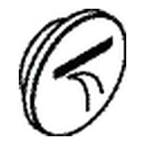 Axor - Symbol RainFlow, modul termostatu Select, chróm 93309000 vyobraziť