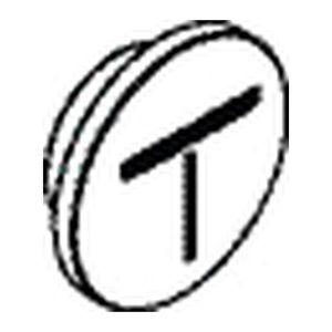 Axor - Symbol Mono, modul termostatu Select, chróm 93310000 vyobraziť
