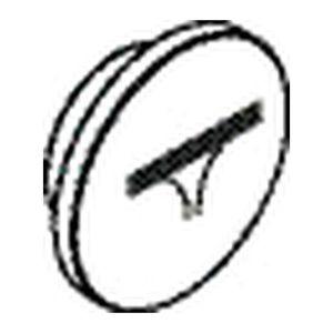 Axor - Symbol PowderRain vnútorný, modul termostatu Select, chróm 93311000 vyobraziť