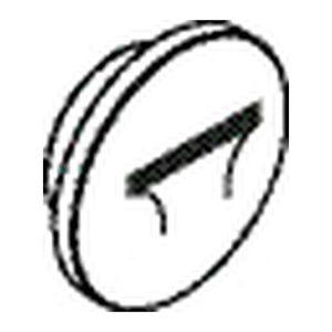 Axor - Symbol PowderRain vonkajší, modul termostatu Select, chróm 93312000 vyobraziť