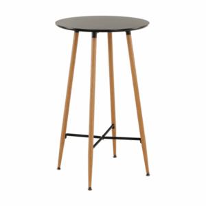 Barový stôl IMAM Tempo Kondela Čierna vyobraziť