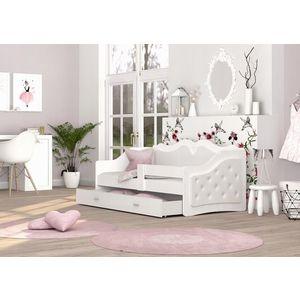 ArtAJ Detská posteľ LILI K | Trinity 180 x 80 cm Farba: Biela vyobraziť